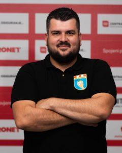 Glavni trener Toni Čolina