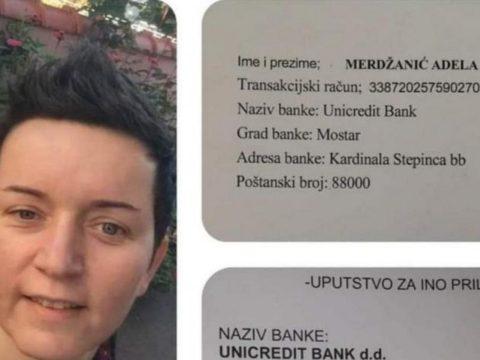 Pomozimo Adeli Merdžanić da pobijedi tešku bolest