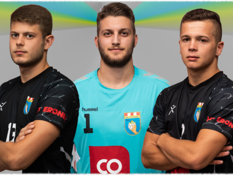 Milan Vukšić, Mirko Mišetić i Ivan Herceg na popisu izbornika juniorske reprezentacije BiH