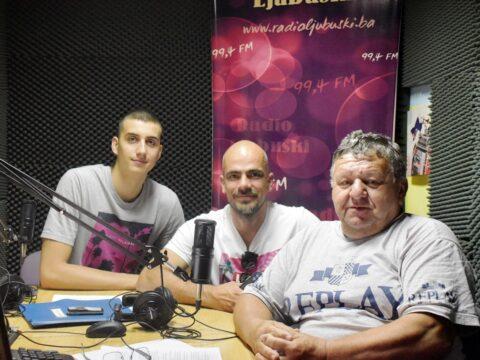 Milan Tolić i Matej Mandić gosti Svlačionice