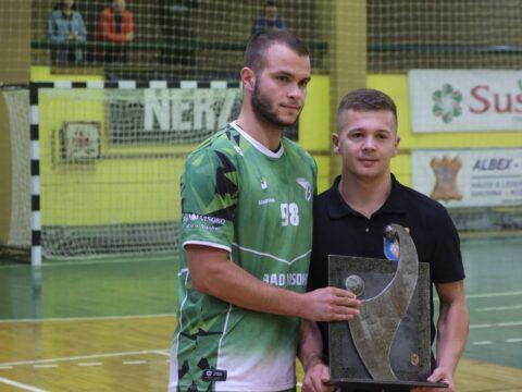 Izviđač pobjednik, a Miloš Kos najbolji igrač turnira u Visokom