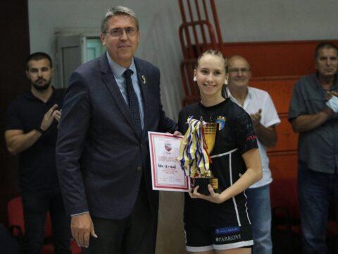 """""""Skautice"""" druge na memorijalnom turniru """"Adela Merdžanić"""" na Ilidži"""
