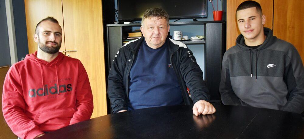 Domagoj Alilović i Diano Ćeško gostovali na Radiju Ljubuški