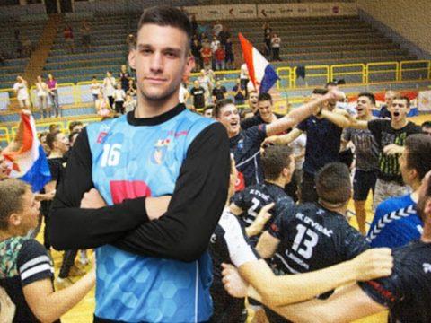 Ante Grbavac: Ja vjerujem u svoje trenere i suigrače, dati ćemo sutra zadnji atom snage da pobijedimo