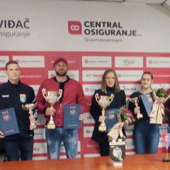 Dodijeljena priznanja najboljim sportašima Ljubuškoga za 2020. godinu