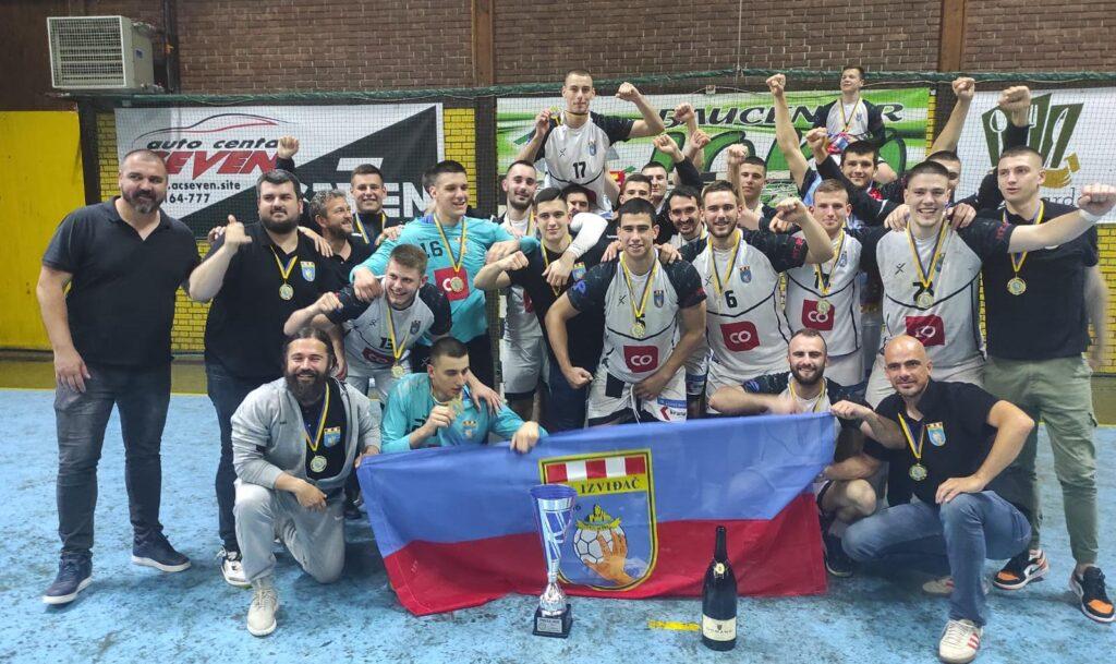 Izviđač kreće od 2. kola u natjecanje EHF Europen Cup Men 2021/22