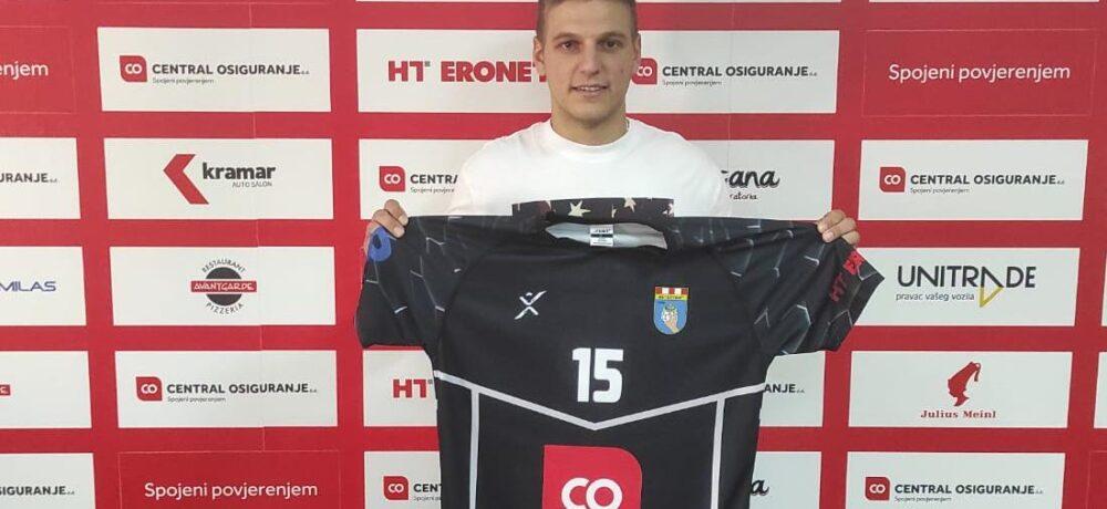 "Marijan Šaravnja od danas je novi član ""Skauta"""