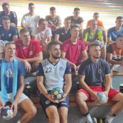 Kadetska reprezentacija Bosne i Hercegovine na pripremama u Ljubuškom